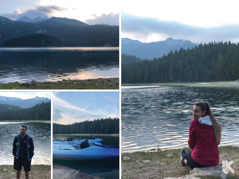 black lake, zabljak, crno jezero, crna gora, LKnet, teambuilding